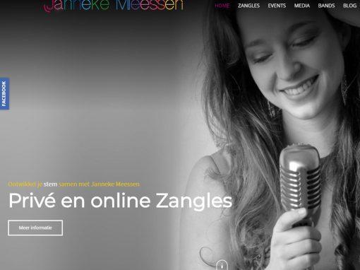 Janneke Meessen – Privé en online Zangles