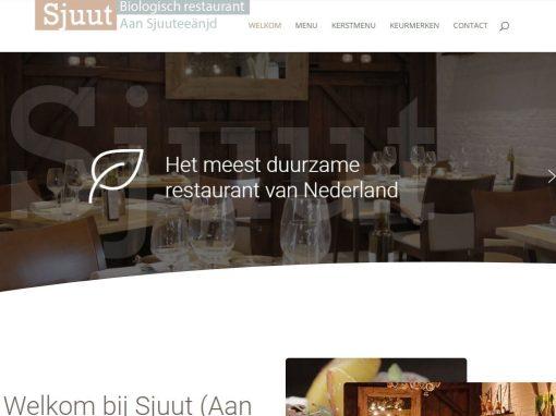Sjuut – Biologisch restaurant